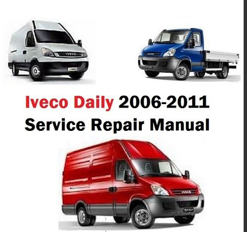 iveco daily manual free download