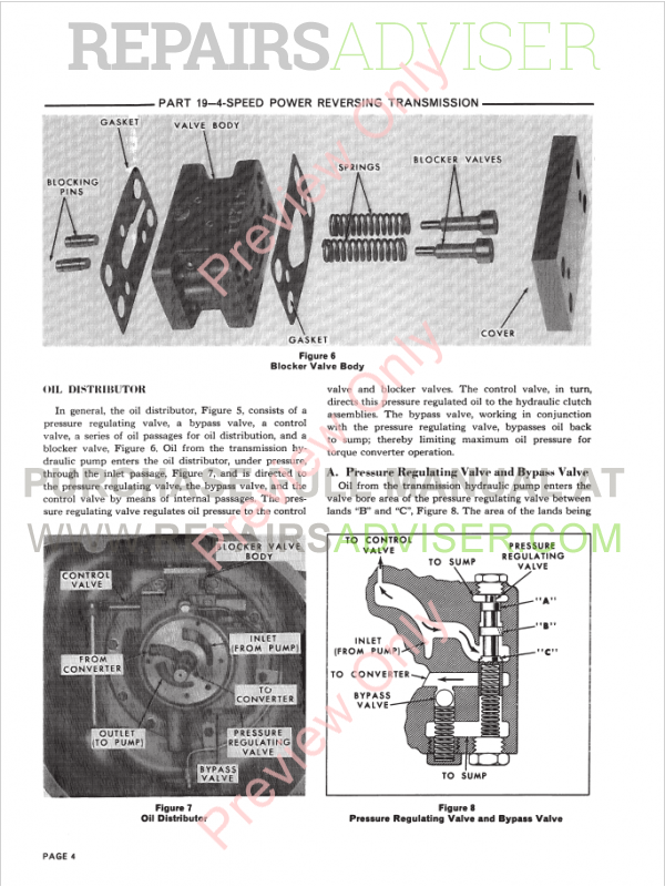 ford 5000 tractor manual pdf download