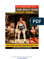 westside barbell bench press manual pdf download